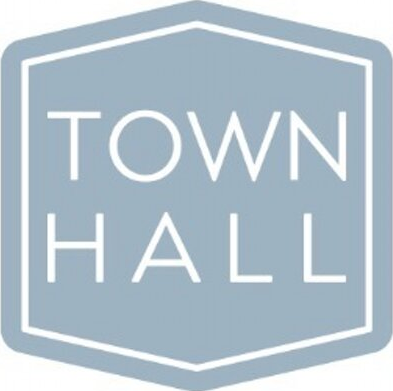 Text: Town Hall