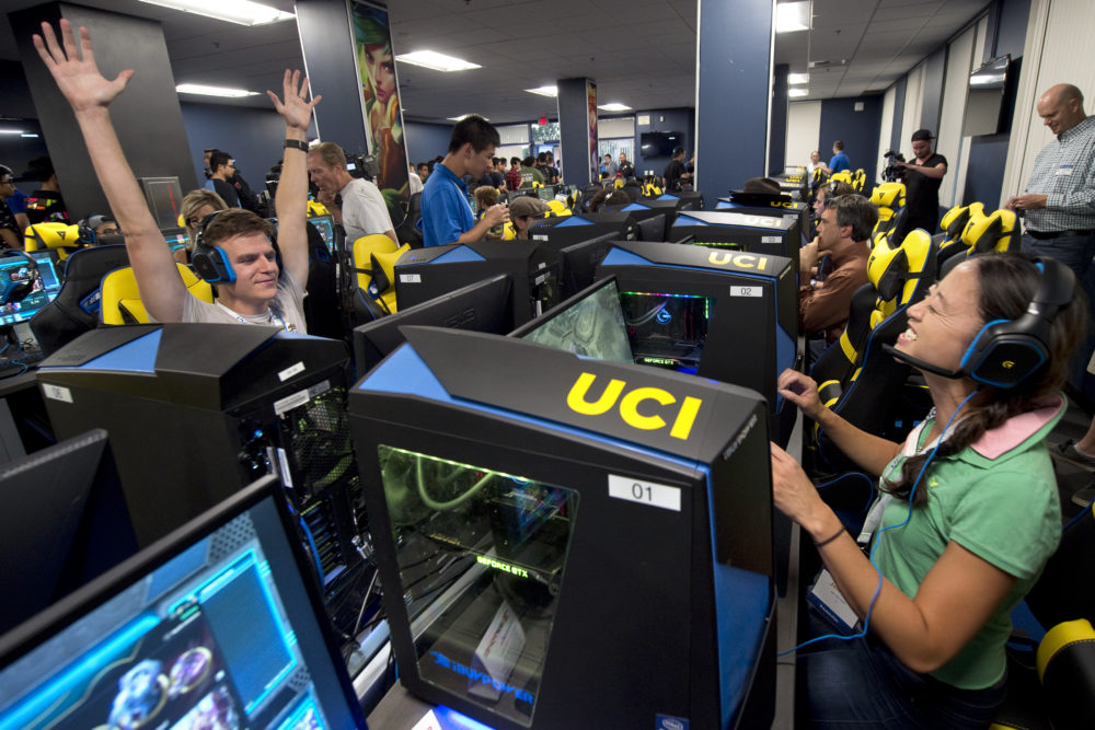 UCI eSports: The Next Frontier in Inter-Collegiate ...