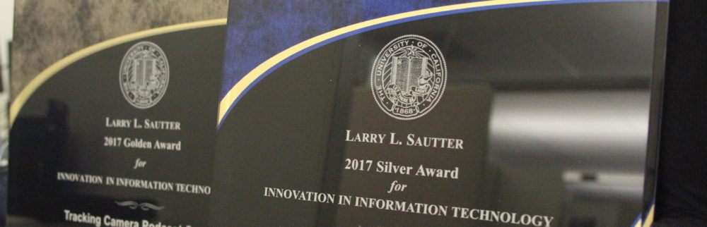 Sautter Award Plaque