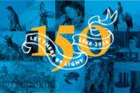 UCOP Charter Day 150 Logo Design