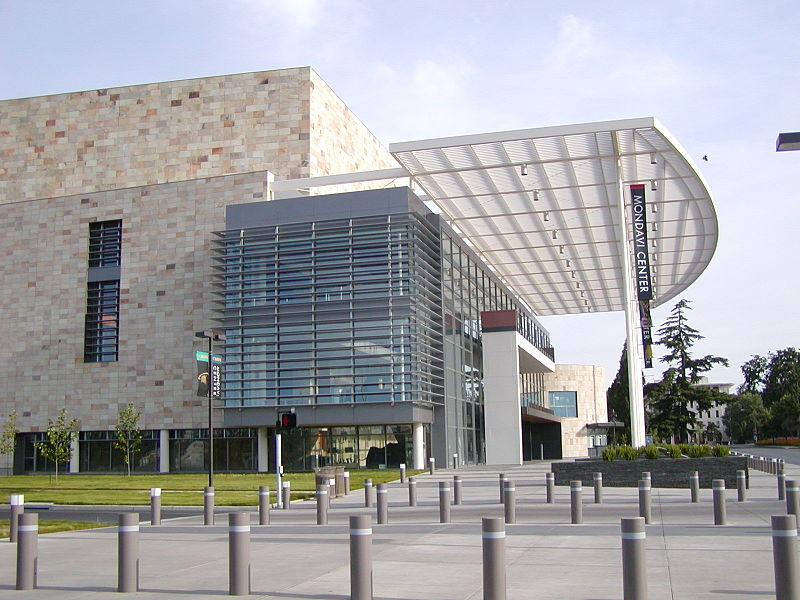 UC Davis Mondavi Center