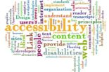 accessibility word map