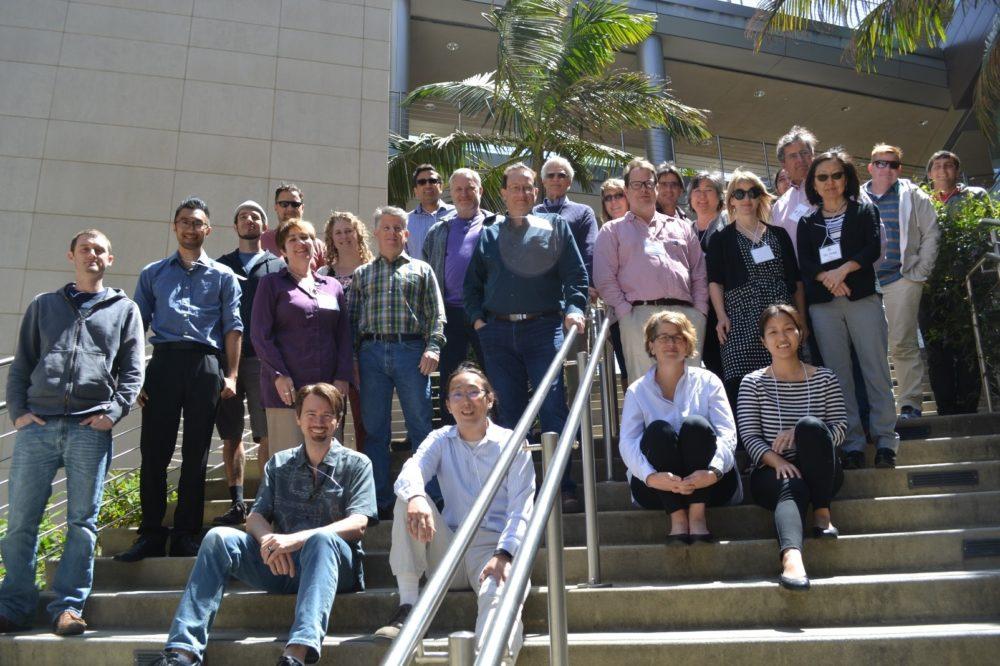 Participants in the Research Facilitators Workshop