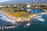 aerial view of UC Santa Barbara campus