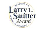 Larry L. Sautter Award logo