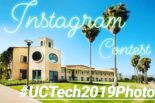 Graphic for the #UCTech2019Photo Instagram contest