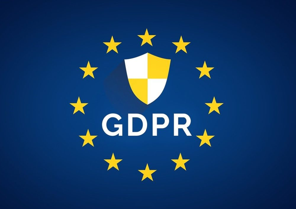 European Union's (EU) General Data Protection Regulation logo