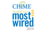 CHIME HealthCare's Most Wired logo