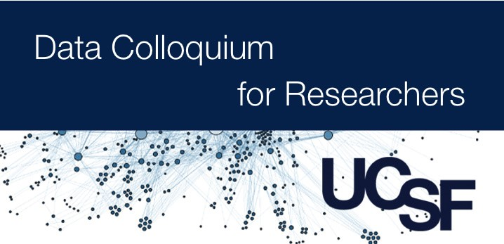 UCSF Data Colloquium for Researchers logo