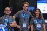 Attendees of UCI's TechnoExpo