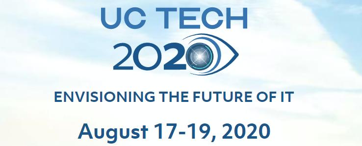 UC Tech 2020 logo