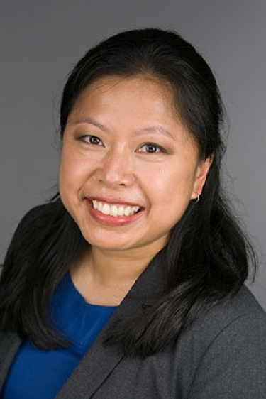 Judy Thai, manager of application engineering, Information Technology Services, UC Office of the President.