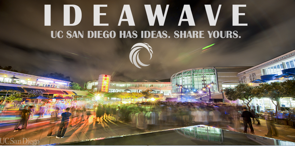 IDEAWAVE: San Diego has ideas. Share yours.