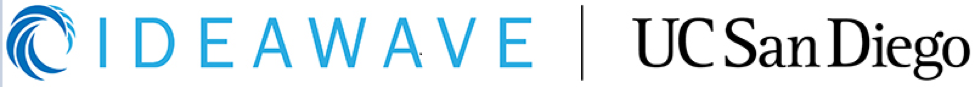 Ideawave - UC San Diego banner