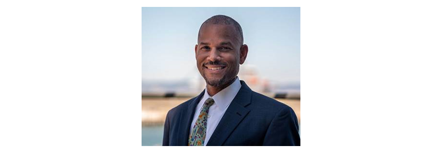 Eugene Whitlock, UC Berkeley chief people and culture officer, and assistant vice chancellor for Human Resources