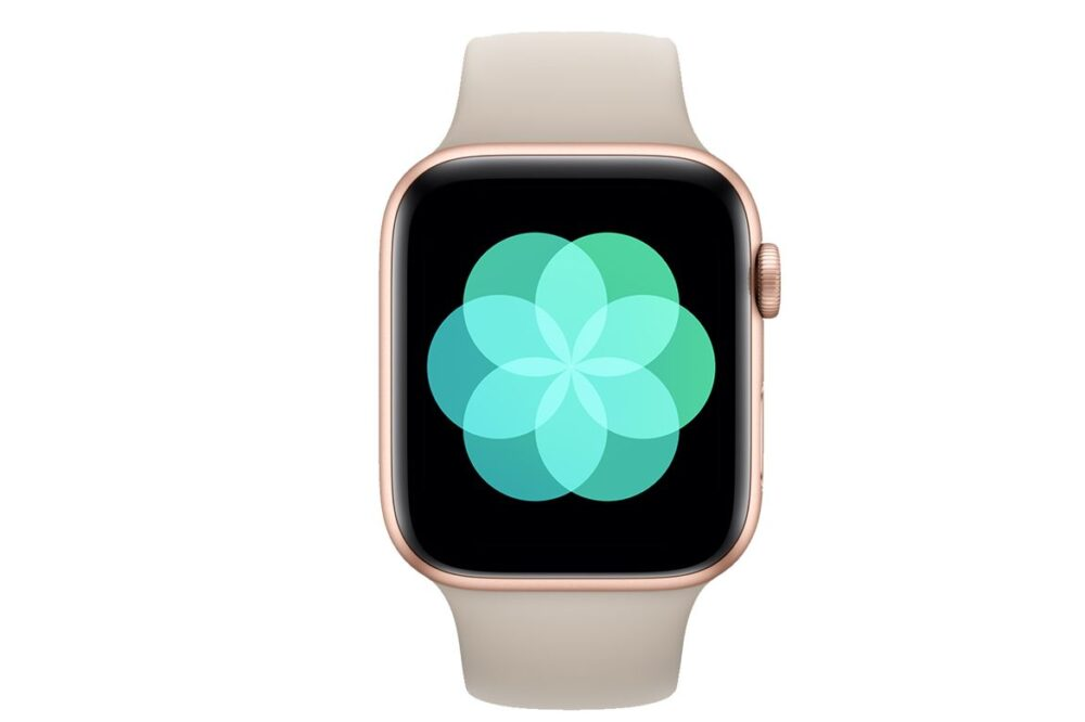 An Apple Watch