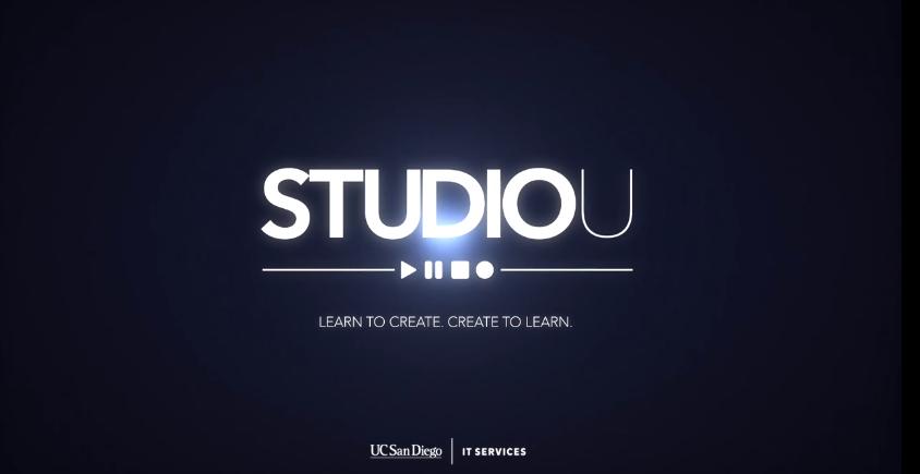 Studio U logo