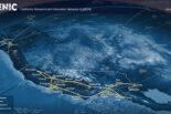 CENIC CalREN map