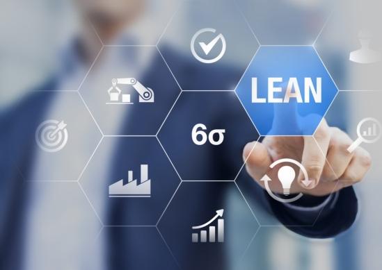 LSIT Process Innovation Stock Image