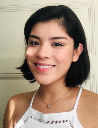Emily Lopez, a UC Berkeley undergraduate student, Communications &Outreach Intern, Research IT.