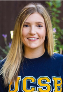 Lindsey Terra, communications & outreach assistant, Office of the Chief Information Officer, UC Santa Barbara.
