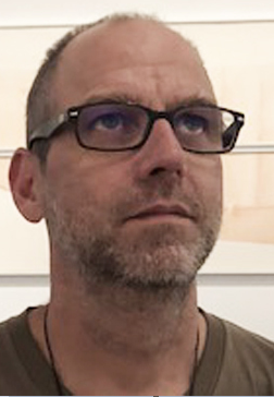 Jonathan Prugh, design manager, School of Medicine Dean's Office, Technology Services, UC San Francisco.