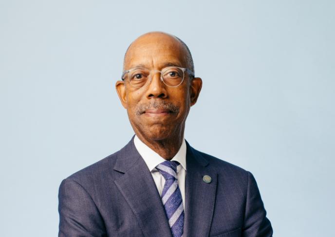UC President Michael V. Drake, MD
