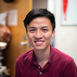 Chao Xiang, postdoctoral scholar at UCSB.