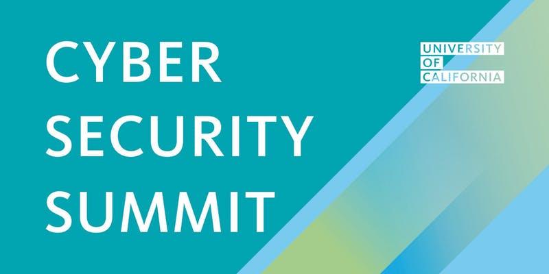 UC Cyber Security Summit logo