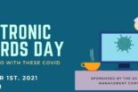 Electronic Records Day - What do I do with these COVID records? November 1st from 10 a.m. - 11:00 a.m. Sponsored by the UC Records Committee